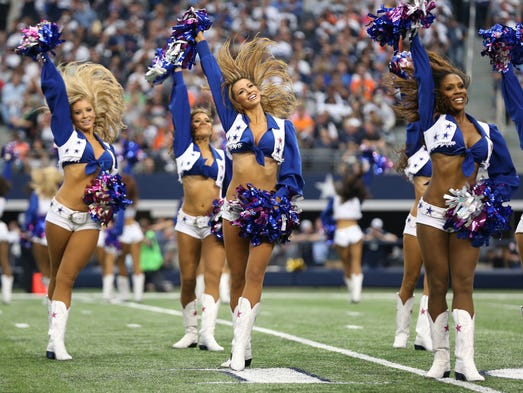 A reporter recently asked the Dallas Cowboys cheerleaders and team members where they like to hang out in the Big D. Their answers form a tour of local attractions, restaurants, lounges and gyms.