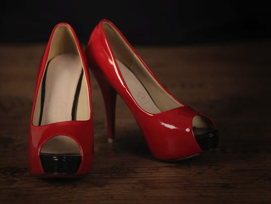 Germantown Police Walk a Mile in Her Shoes
