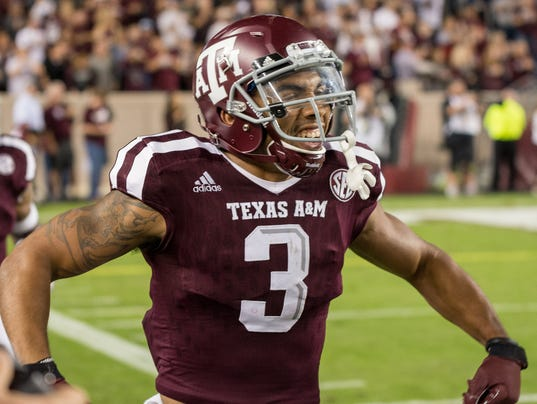 NCAA Football: New Mexico at Texas A&M
