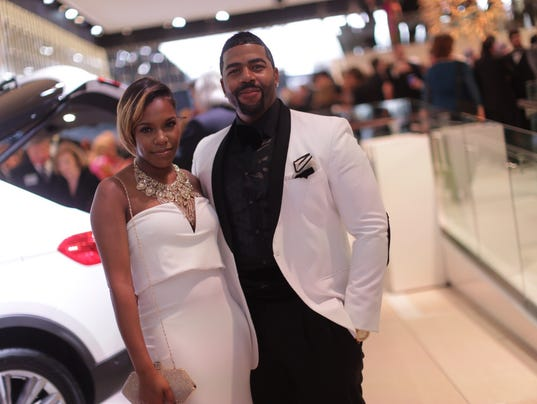 A look inside the 2016 detroit auto show charity preview for Charity motors auction in detroit mi