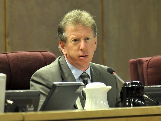 Brevard County School Board Meeting