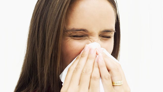 Louisville is No. 4 on a list of Spring Allergy Capitals.