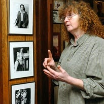 Frankie Jean Terrell of Ferriday, sister of Jerry Lee Lewis, at a 2005 interview at the Jerry Lee Lewis Family Museum which she owned and operated from her home. Terrell died Sunday at age 71.