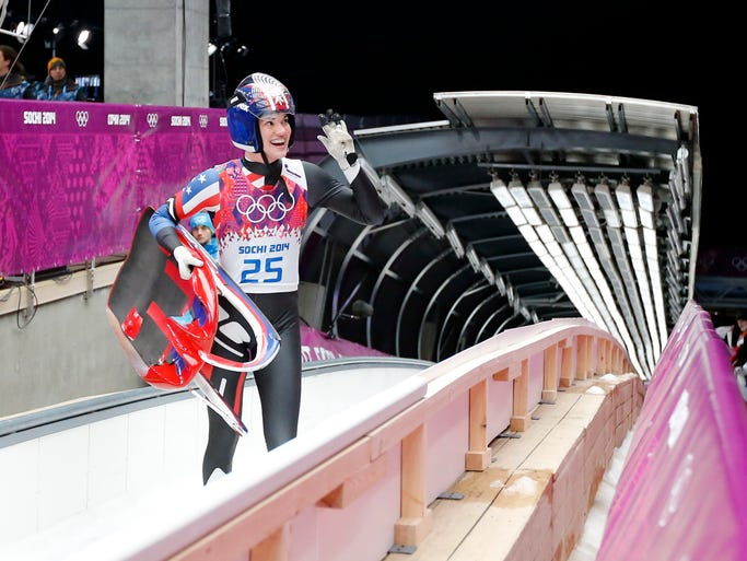 single women in gold run A day after felix loch's shock meltdown, germany's peerless luge team got back on track as reigning champion natalie geisenberger emerged in the gold medal position after monday's opening runs of the women's singles.