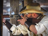 Put 'em up! Channel your inner outlaw with Central Minnesota's cowboy action shooting