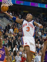 Trading Stephon Marbury to the Knicks helped give the