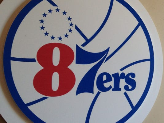 87ers logo
