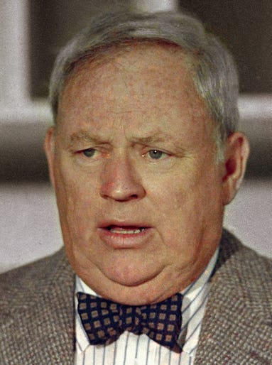Frank Cashen died June 30, at the age of 91. He is considered the architect of the 1986 World Series-winning New York Mets team, serving as the franchise's general manger from 1980 to 1991. <p>Cashen also won championships with the Baltimore Orioles as a front office executive in 1966 and 1970.</p>