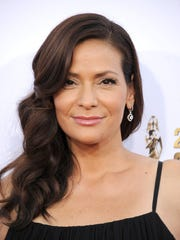 Constance Marie arrives at the NCLR ALMA Awards at the Pasadena Civic Auditorium on Friday, Oct. 10, 2014, in Pasadena, Calif. (Photo by Richard Shotwell/Invision/AP)