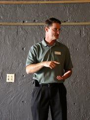 Farmington Museum Director Bart Wilsey discusses plans