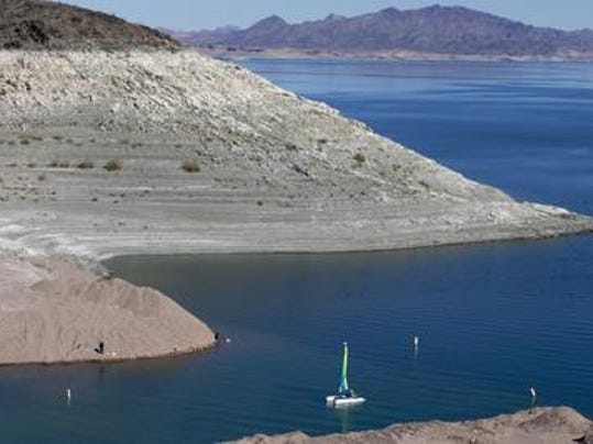 Wet May Brings Improved Outlook For Lake Mead