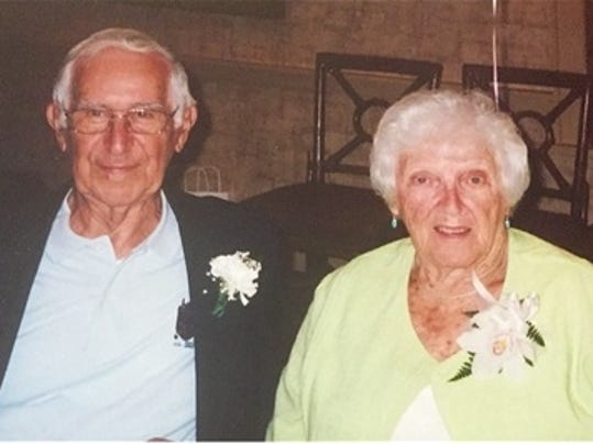 Anniversaries: Bob Krozer & Peggy Krozer