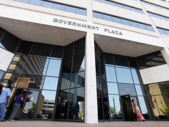 SHR government plaza