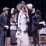 From 'Spamalot' to 'My Fair Lady,' theater veteran has a history of pomposity
