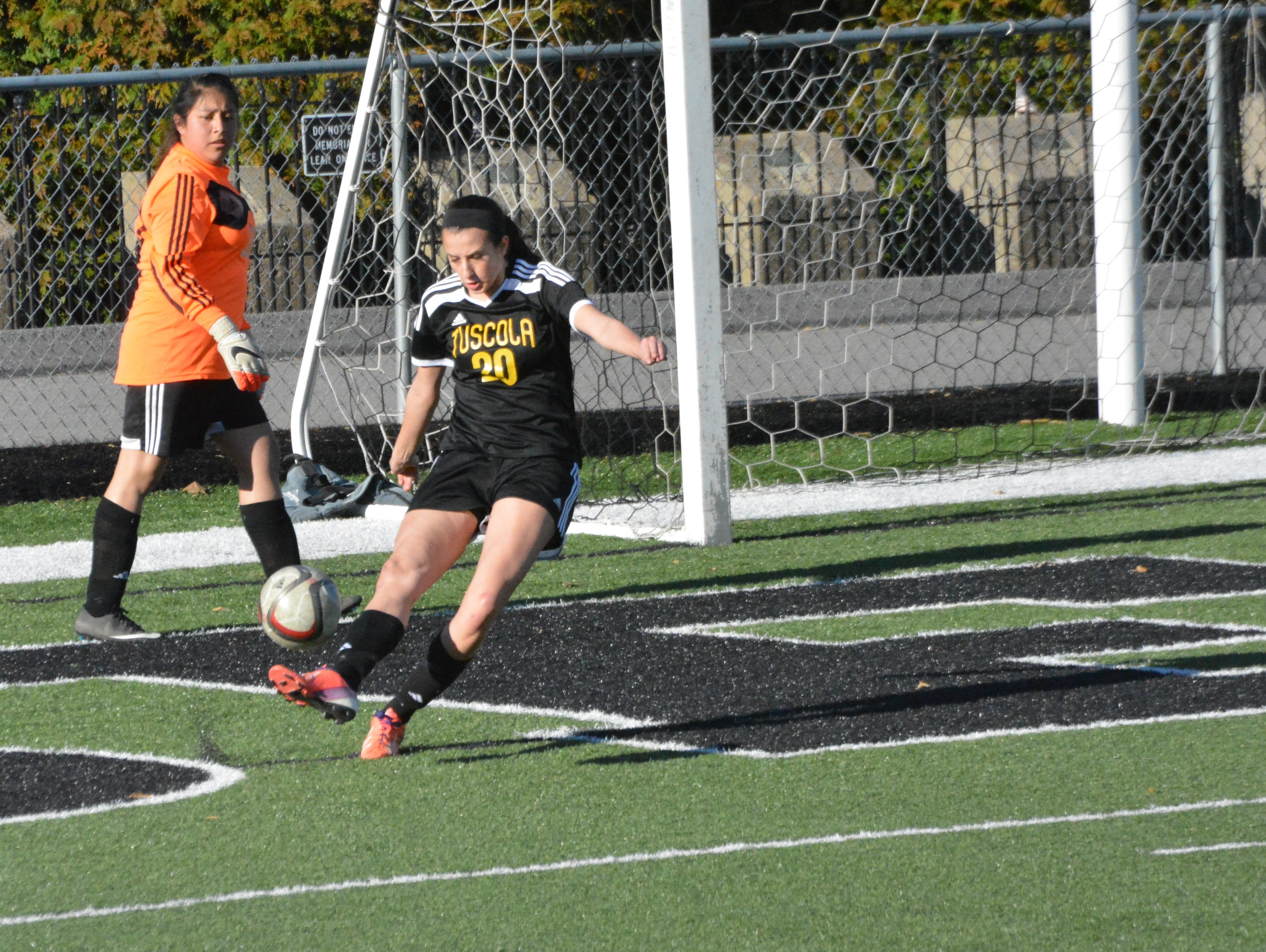 Tuscola's soccer team is 6-0 in the Western North Carolina Athletic Conference after Wednesday.