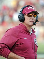 Florida State coach Jimbo Fisher sees value in the