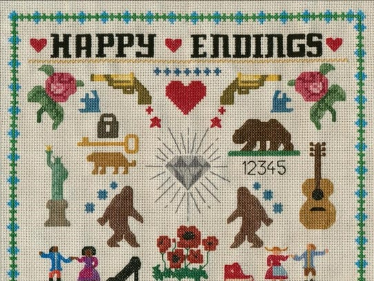 """Old Dominion's second album, """"Happy Endings"""" debuted"""