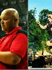 Andy Bell used to weight 265 pounds. After shedding
