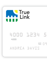 True Link issues a special credit card that families