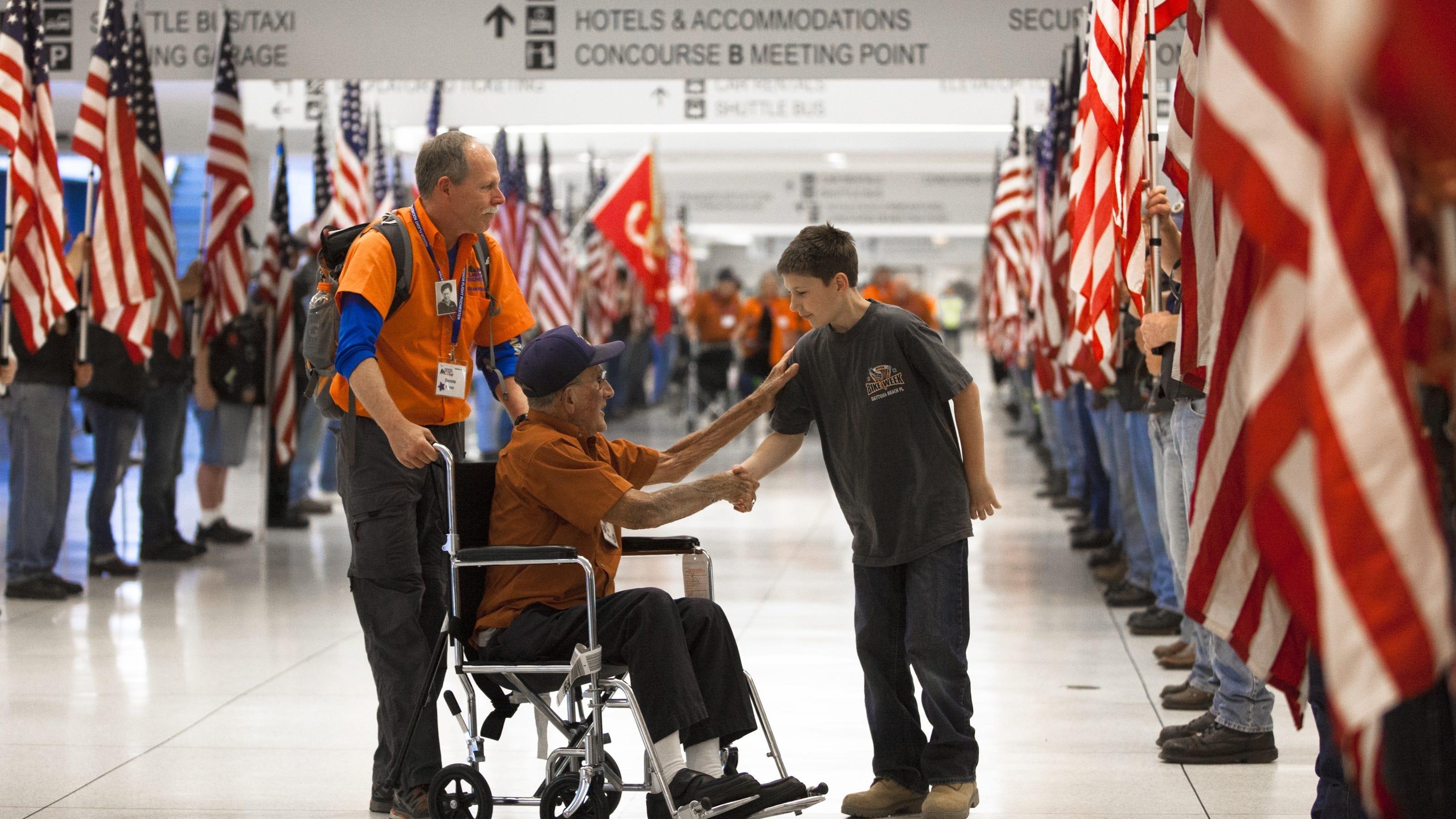 Honor Flight Rochester | Autos Post