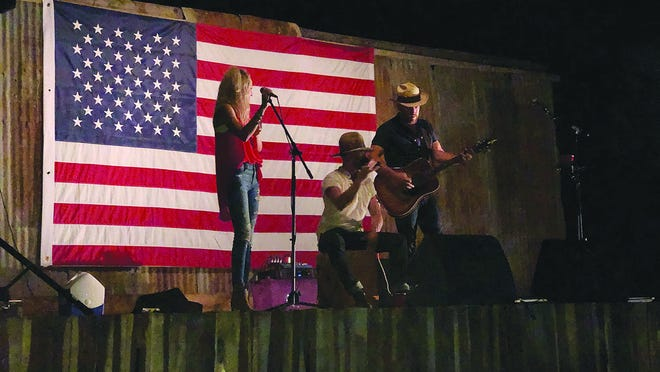 Spring music concerts and wedding events have all been postponed due to coronavirus concerns at The Welch Farm, near Macksville. Loss of revenue from canceled events will be hard for owners to recoup.