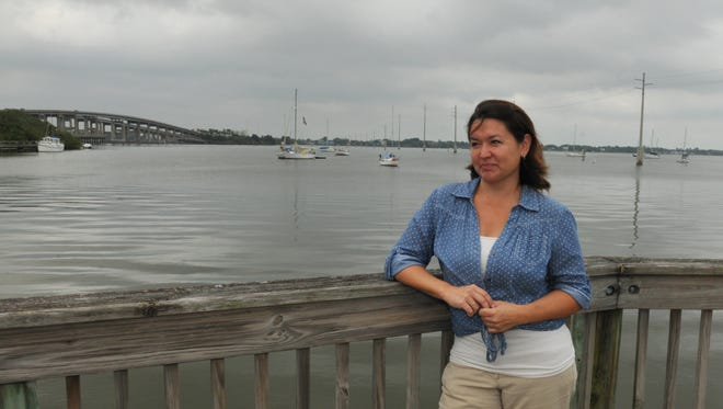 Melissa Martin, of Cocoa, wishes to help start a citizens advisory group to find solutions concerning the Indian River Lagoon. She feels that her 17 years serving in the U.S. Marine Corps taught her about bringing together the ideas from multiple agencies and individuals into one place can help get things done.
