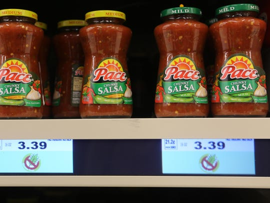 Kroger's new digital shelves can not only display prices,