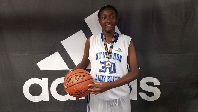 Shamoya McKenzie, 13, was killed Saturday, Dec. 13, 2016, in a shooting in Mount Vernon.