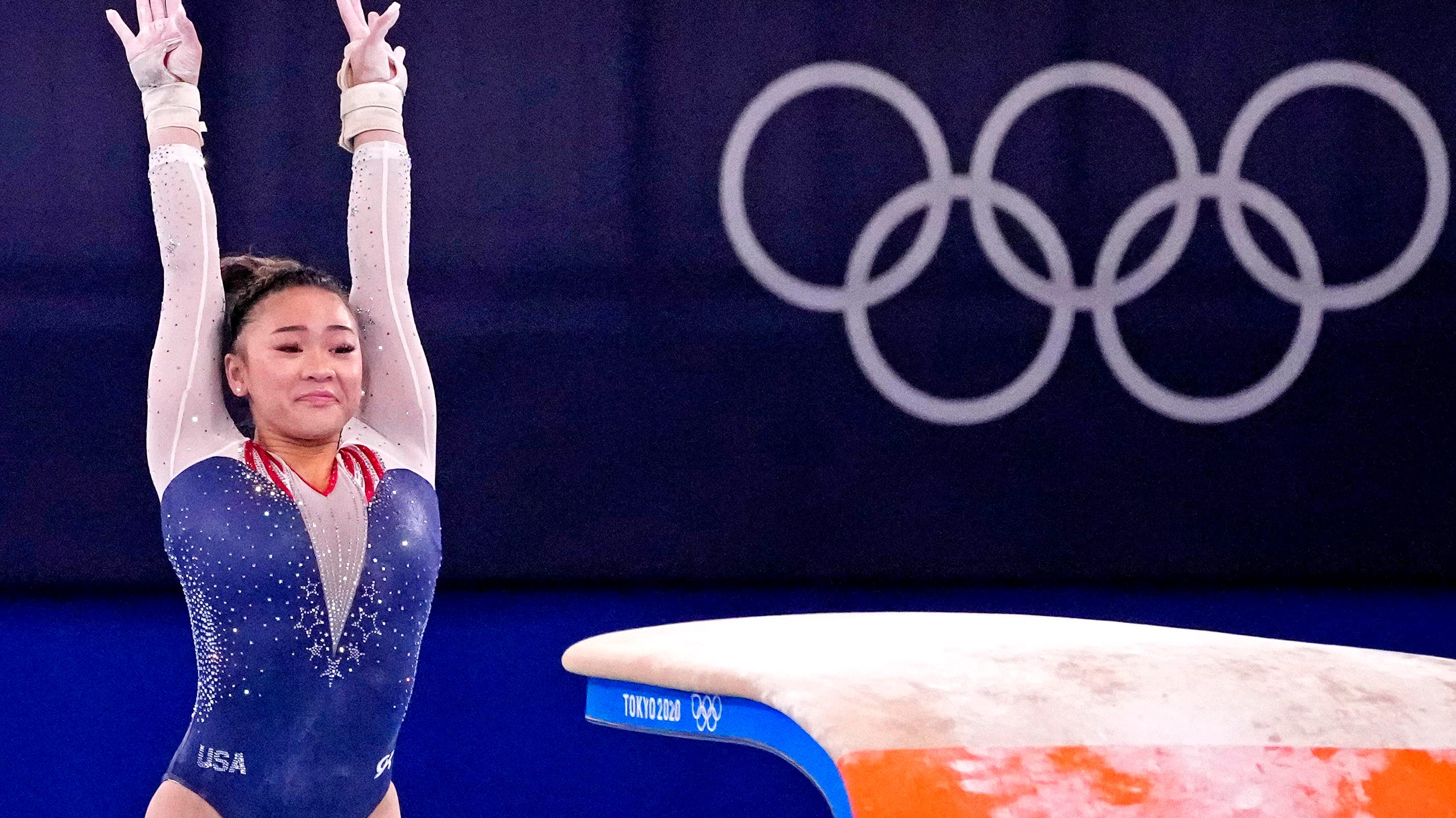 Suni Lee gets her own official day in Minnesota after winning gold at Tokyo Olympics