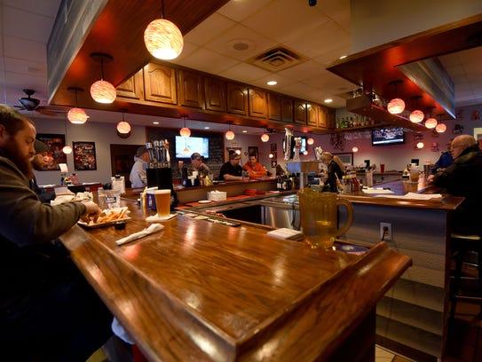 Bucks Bar & Grill in Lexington has been a local favorite