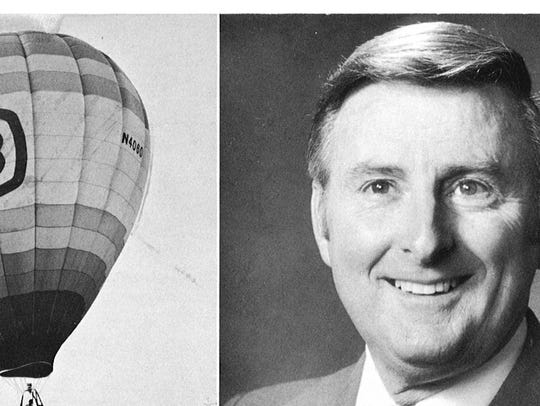 """Bill Norwood, who hosted the """"Mr. Bill' show on WLOS-News"""