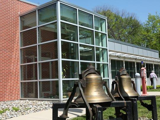 The Carl Padovano Education Center at at 191 2nd St.