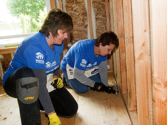 Paterson Habitat for Humanity is hosting a Habitat Build event