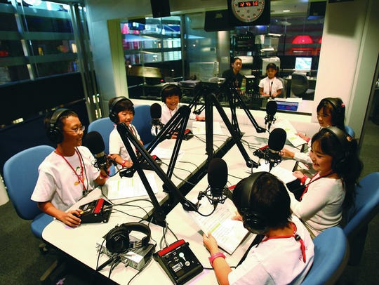 KidZania locations let children role-play various professions.