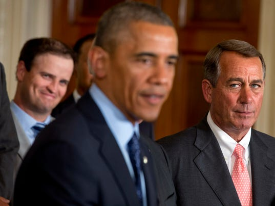 Boehner Obama lawsuit