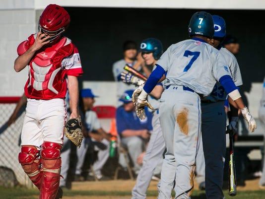 News:  Dover-Smyrna Baseball
