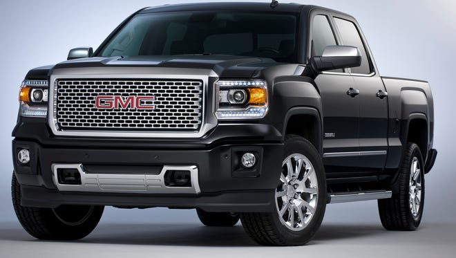 2014 GMC Sierra is one of the vehicles under recall