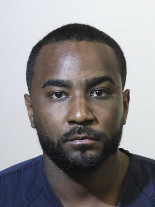 Nick Gordon Charged