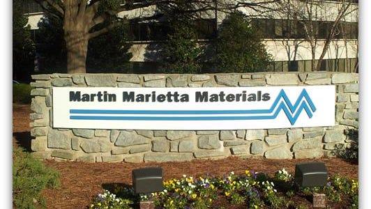 Martin Marietta headquarters in Raleigh, N.C.