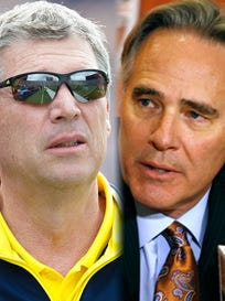 Michigan cut ties with athletic director Dave Brandon in 2014. In a similar situation, Texas athletic director Steve Patterson was fired today after just two years on the job.