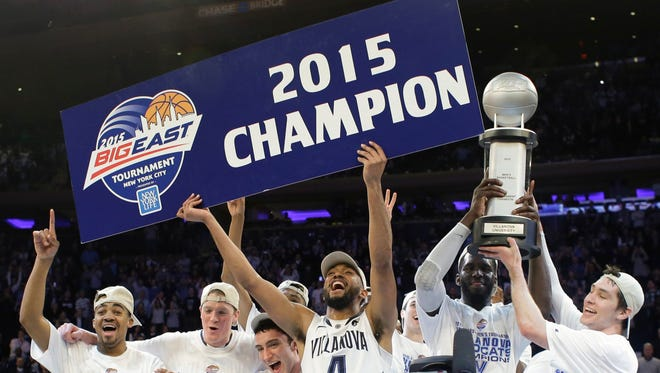 Villanova made their case for being a No. 1 seed in the NCAA tournament by winning the Big East tournament. They defeated Xavier Saturday 69-52.