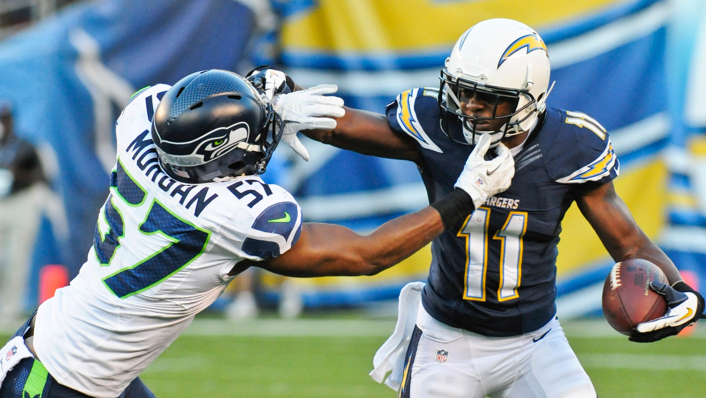 Chargers Eddie Royal Has Bruised Lung Concussion