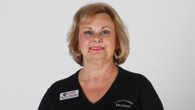 Sharon Harrington - Candidate for Supervisor of Elections (2016)