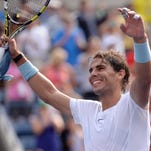 Rafael Nadal of Spain cruised to another victory, this one against Ivan Dodig of Croatia.