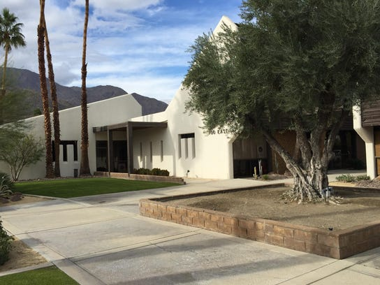 Tahquitz Plaza, a collection of four Palm Springs office
