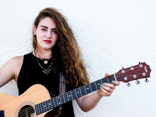 SUNCOAST SENIOR SINGS -  Zanne Hanna, a Suncoast High School senior, will perform a benefit concert  from 7 to 9 p.m. Feb. 25 at Swampgrass Willy's, 9910 State Road Alternate A1A, No. 711, in the Promenade Plaza in Palm Beach Gardens. It is being held to raise awareness and sign up participants for Stand UP Foundation's Neon Nights #Glow2Know that #weRcommunity Walk, to be held at 6 p.m. March 3 at Harbourside Place, located at U.S. 1 and Indiantown Road, in Jupiter. Stand UP Foundation provides prevention, leadership and mentoring programs for teens. For more information, go online to: www.standupfoundationfl.org.