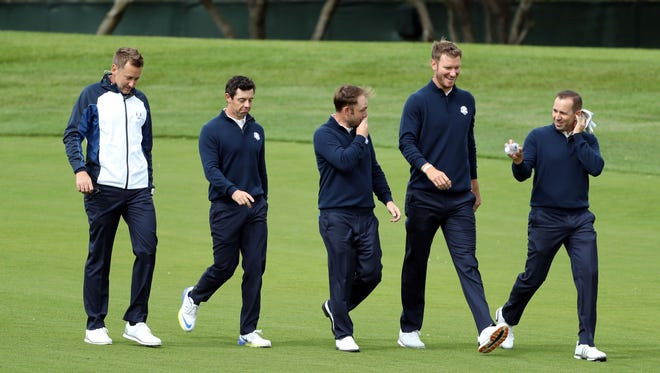 Team Europe has won six of the past seven Ryder Cups.