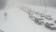 Traffic across Monroe County right now is at a standstill.