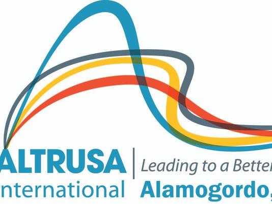 Alamogordo ALTRUSA Logo