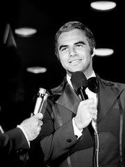 """""""W.W. and the Dixie Dancekings"""" star Burt Reynolds"""